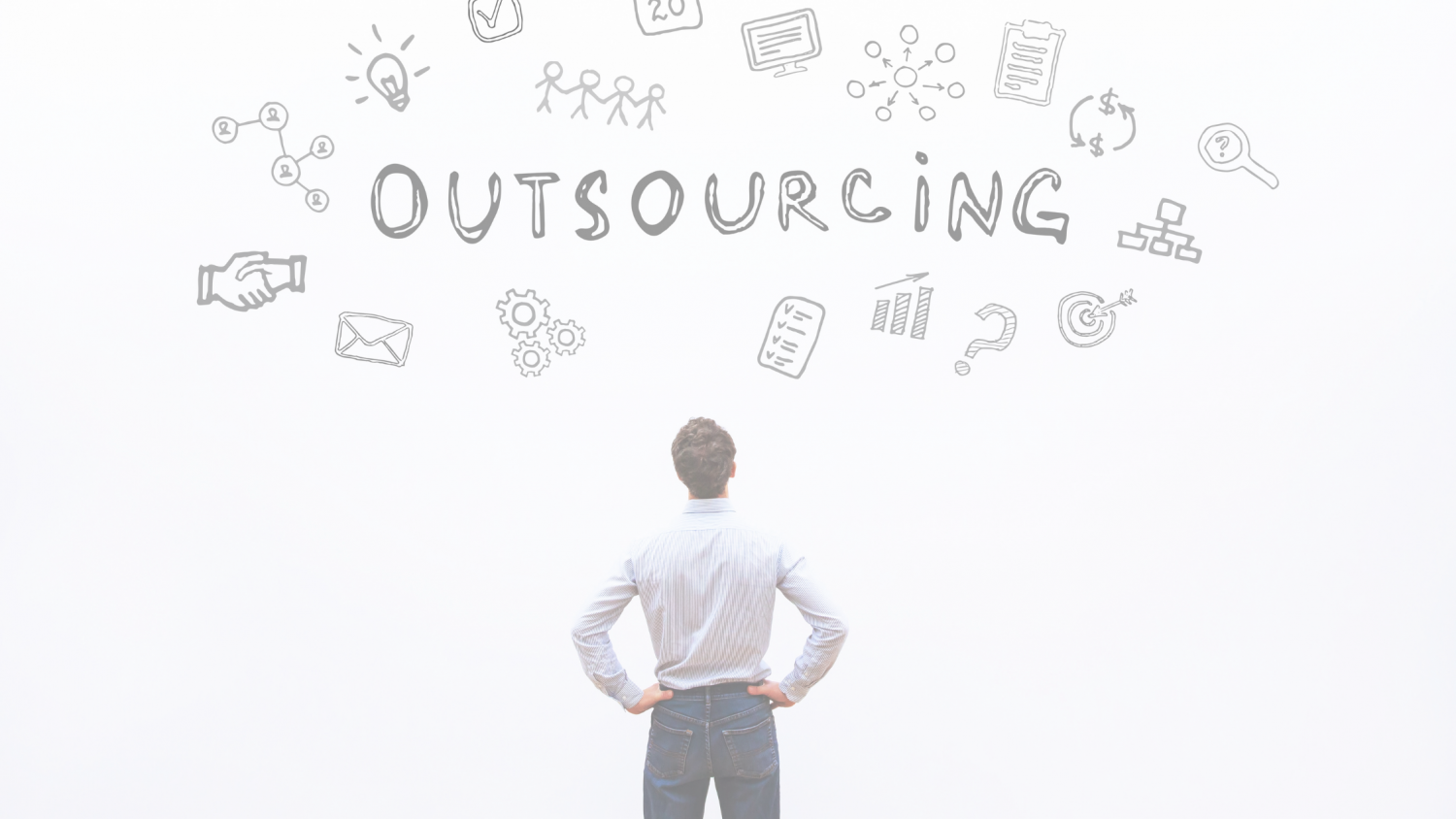 When is the right time to 'Cue' the Outsourcing?